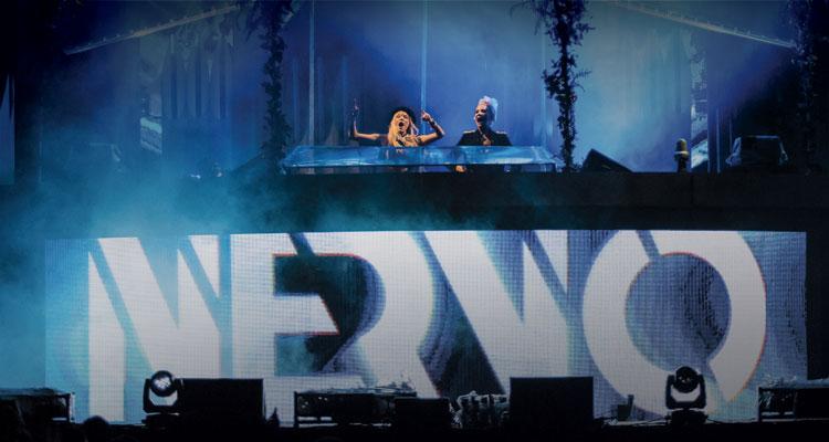 DJ duo Nervo