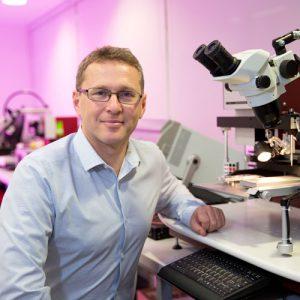 Macquarie University Dean of the School of Engineering Professor Darren Bagnall