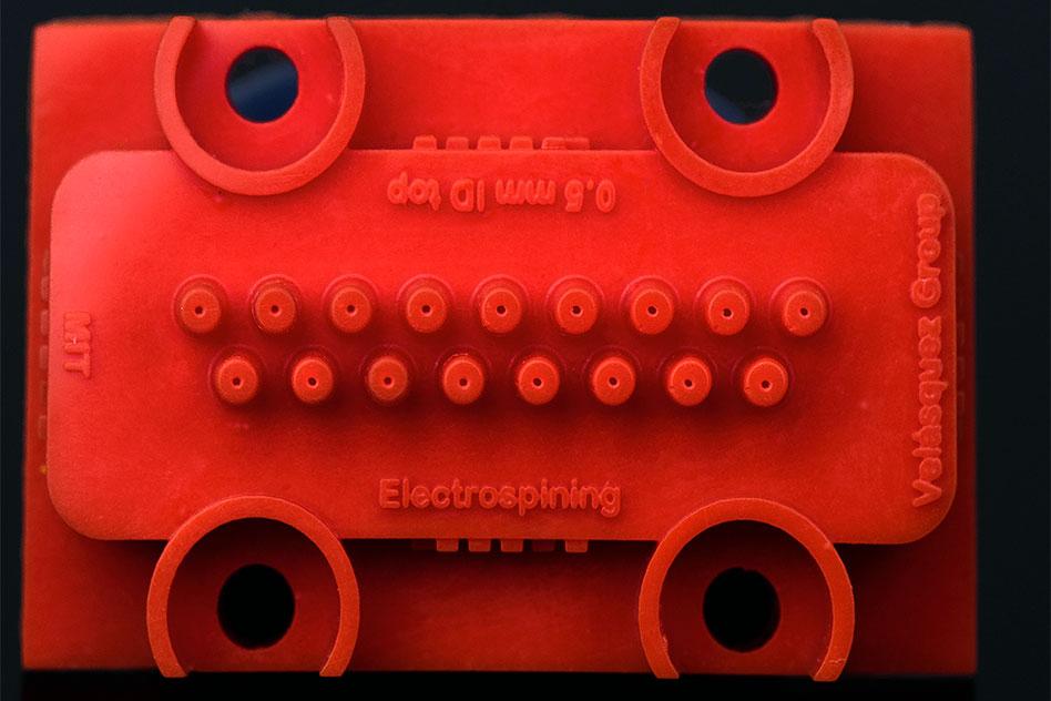nanofibre manufacturing